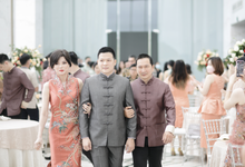 Engagement of Devina & Michael by InterContinental Bandung Dago Pakar