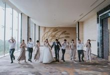 The Wedding of Adyt & Michelle by InterContinental Bandung Dago Pakar