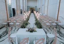The Wedding of Bella & Irsan by InterContinental Bandung Dago Pakar