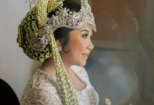 Ninda & Bhama by InterContinental Bandung Dago Pakar