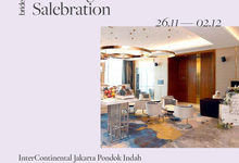 Wedding Week Salebration From 26 Nov-02 Dec 2020 by InterContinental Jakarta Pondok Indah