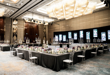 Wedding Simulation  by InterContinental Jakarta Pondok Indah