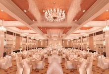 Weddings at InterContinental Singapore by InterContinental Singapore