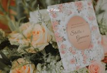 Stella & Gunawan Majestic Wedding by Le Motion