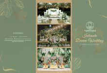 Intimate Dream Wedding Package by Tsamara Resto