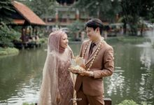 Wedding Session Intishar & yahdian by Nomad.std