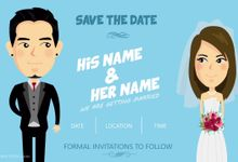 Save The Date Template 03 by Frigg Animation