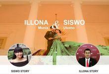 Tampilan Halaman Undangan Online by Inviline (Invitation Online)