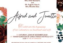 Invitation no 1 by Arts and other tales