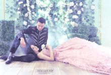 Happiness is a Being Married by Diera Bachir Photography