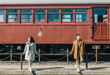 D&F | Japan Pre-Wedding by IORI PHOTOWORKS