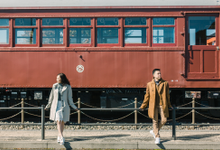 Japan Pre-Wedding by IORI PHOTOWORKS