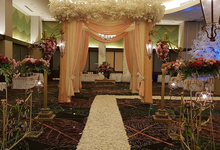 Wedding Wira & Fevi by IPB International Convention Center