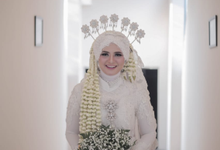 Wedding Jule & Rony by IPB International Convention Center