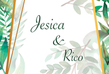 Wedding Rico & Jesica by IPB International Convention Center
