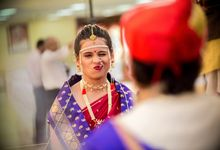Aditi + Milind by Wedding Leaves