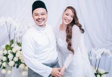 THE SOLEMNIZATION CEREMONY OF ATIF  & NADIRA by WSVS