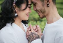 Robby & Maryana by Iris Wedding Planner