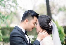Leon & Cindy Wedding by Iris Photography