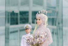 Sundanese Wedding of Gagah & Shafira by Iris Photography