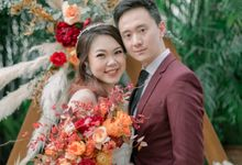Anton and Reni Wedding Day by Iris Photography