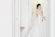 Wedding Of Audrio Febby by FIVE Seasons WO