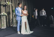 Cool Blue for the Groom by SorsStudio - Bespoke Apparels & Image Consultation Services