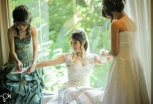 Aristo & Debby Wedding Celebration by PhiPhotography