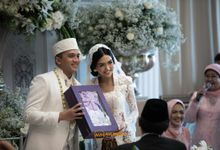 The Wedding Of Kiku & Ge Pamungkas by AW Media