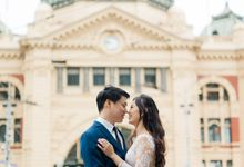 SPACE - Irvin & Zihui Pre-wedding by Depth of Tales