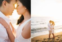 Isabella & Ricky Melbourne Prewedding by Feztography