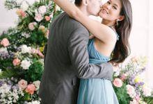 Prewedding of  #GioJenn by Lila Rosé Weddings