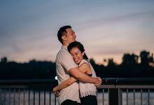 Pre-Wedding - Isaiah & Sam by Alan Ng Photography