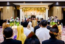 The Wedding of Isan & Ine by Zoie Photography