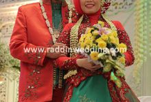 Muslim Wedding by Raddin Wedding