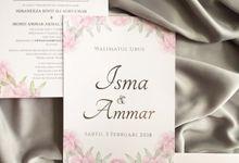 Isma & Ammar by MEKAR