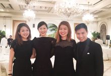 Istana Official Dinner by Vocalise Pte Ltd