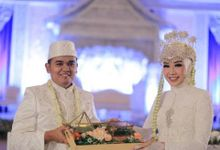 The Wedding of Akmal & Fitra by Desmond Amos Entertainment