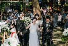 Wedding Iswandy & Ferinda by Soll Marina Hotel Bangka
