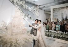 Isyana & Rayhan Wedding by Sweetsalt