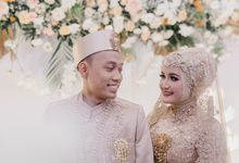 Isye & Taufik Wedding by Kalastories