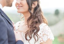 Tuscany Elopement by Roberta Facchini Photography