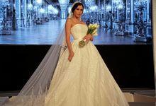 Chandbride Fashion Show.. Infinite Wedding 2017 by Casa d'Fleur