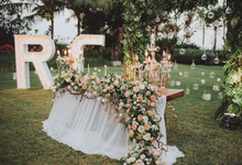 Raymond & Claudya Wedding  by BALI UNFORGETTABLE WEDDING AND EVENT PLANNER
