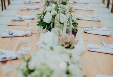 Kris and Bunga Wedding by It's True Wedding Planner and Decoration
