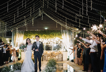 Wilson & Felicia Wedding  by It's True Wedding Planner and Decoration