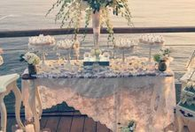 Sweet Corner Decoration by It's True Wedding Planner and Decoration