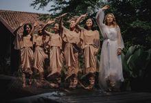 Sagitta Wedding by Ohcraft Shoes