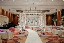 IAN & THEA WEDDING by Skenoo Hall Emporium Pluit by IKK Wedding