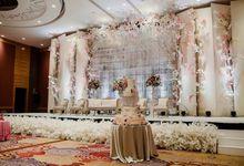 IAN & THEA WEDDING by IKK Wedding Venue